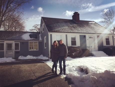 Sean & Kristyne - New House